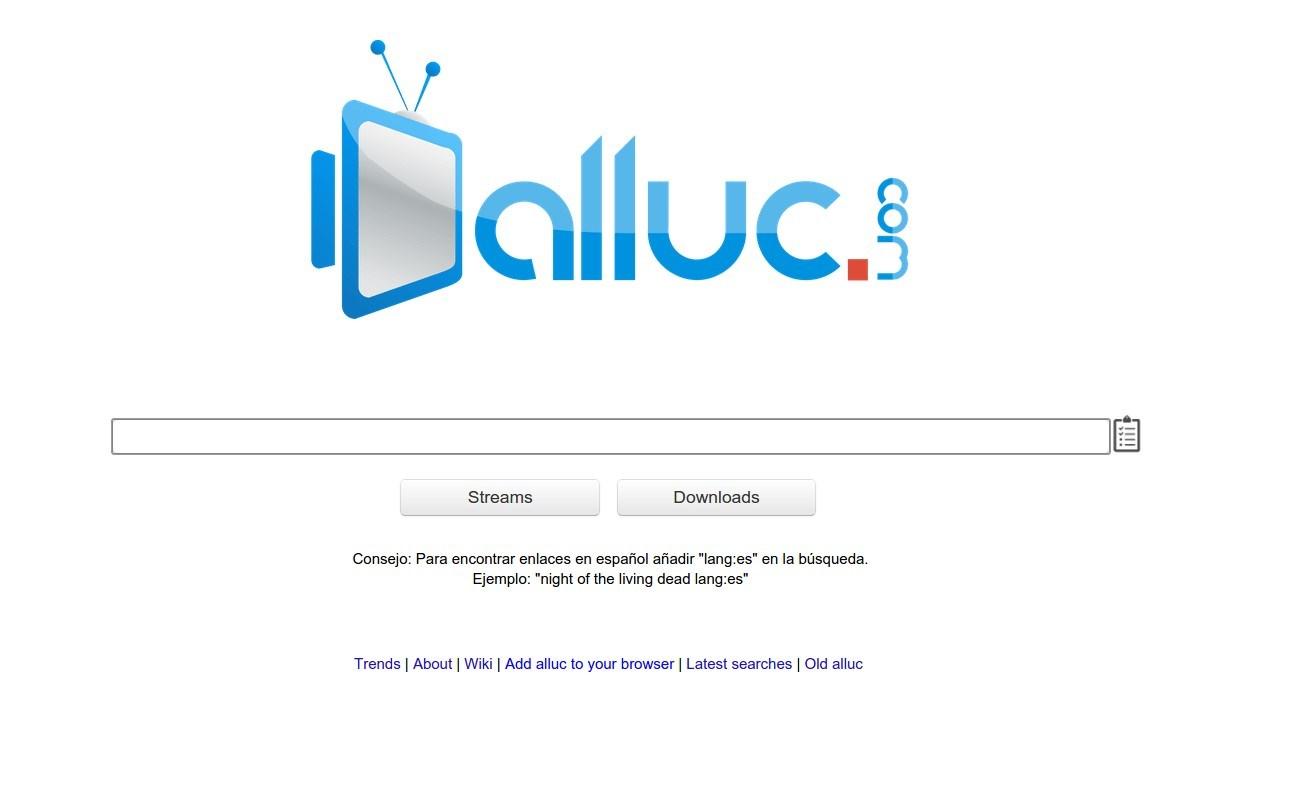 pantallazo Alluc_0