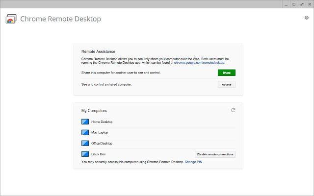 pantallazo Chrome Remote Desktop_0
