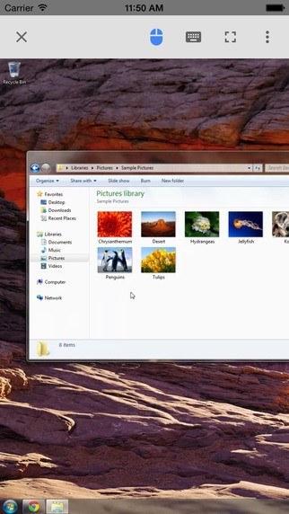 pantallazo Chrome Remote Desktop_5