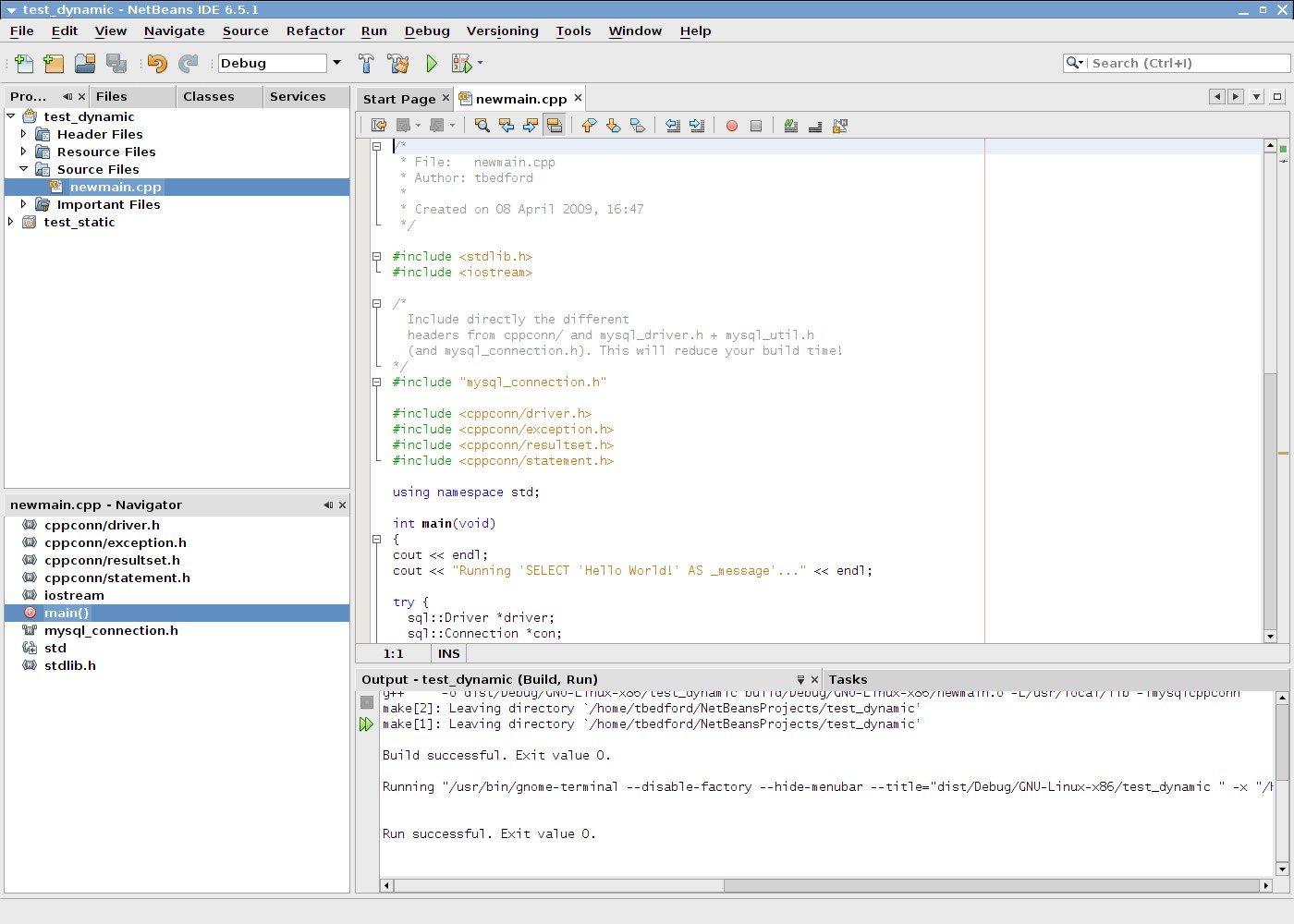 pantallazo NetBeans_3
