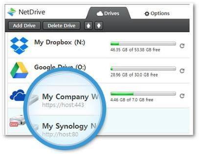 pantallazo NetDrive_2